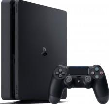 Herní konzole Sony PlayStation 4 SLIM 500GB černá (PS719407775)