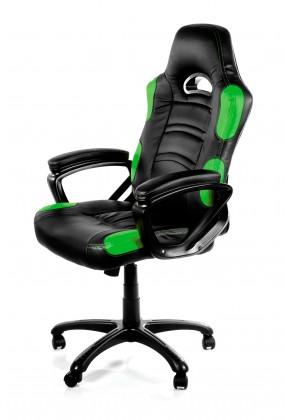 Herní křesla AROZZI herní židle ENZO/ černozelená