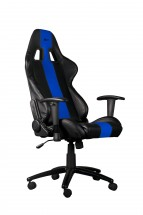 Herní křeslo C-TECH PHOBOS (GCH-01B), černo-modré