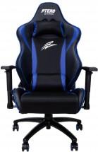 Herní křeslo Evolveo Ptero ZX Cooled černá/modrá ptero-zx-blue