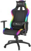 Herní křeslo Genesis Trit 500 RGB s RGB podsvícením