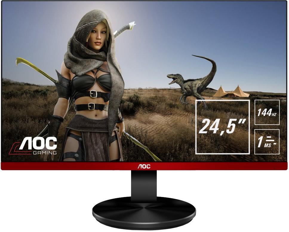 Herní monitor Monitor AOC G2590FX, 25'', herní, LED, Full HD, černá