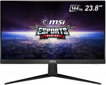 "Herní monitor MSI Optix G241, 24"", IPS, 144Hz"