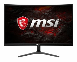 """Herní monitor MSI Optix G241VC 24"""" zakřivený 1920 x 1080 FHD/LED + ZDARMA USB-C Hub Olpran v hodnotě 1599 Kč"""