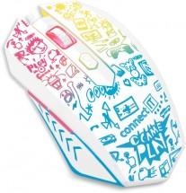 Herní myš Connect IT Doodle (CMO-1144-DD)