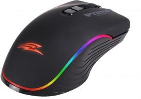 Herní myš EVOLVEO Ptero GMX100, 7000DPI, RGB podsvícení