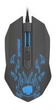Herní myš Fury Brawler (NFU-1198)