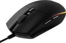 Herní myš Logitech G102 Lightsync (910-005823)