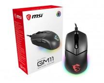 Herní myš MSI CLUTCH GM11, 5000 DPI