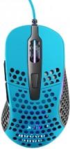 Herní myš Xtrfy M4 RGB, 16 000 dpi, modrá