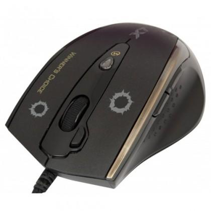 Herní myši A4tech F3, černá