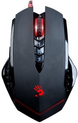 Herní myši A4tech V8, černá ROZBALENO