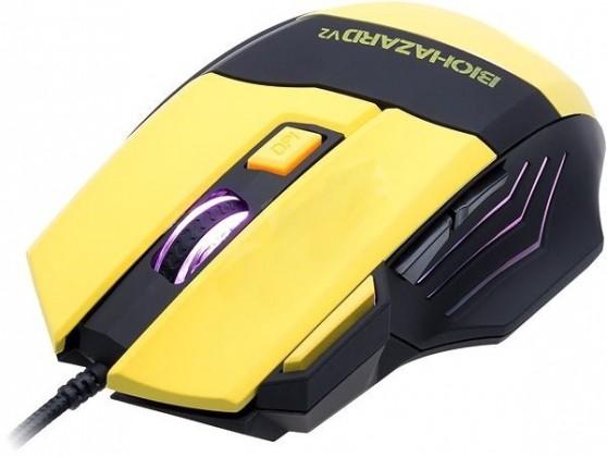 Herní myši Connect IT Biohazard V2 Mouse (CI-464) ROZBALENO