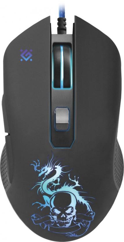 Herní myši Defender Sky Dragon GM-090L herní optická myš
