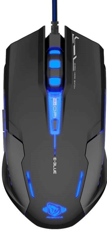 Herní myši E-Blue Auroza G, černá