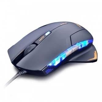 Herní myši E-Blue Mazer R, černá