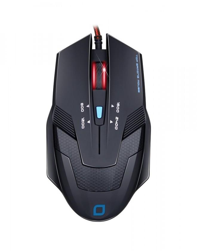 Herní myši EVOLVEO MG636 herní myš, 2400DPI