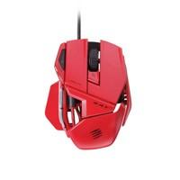 Herní myši Mad Catz R.A.T.3 GM, červená ROZBALENO