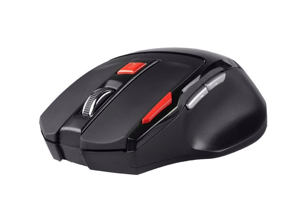Herní myši Natec herní bezdrátová optická myš Genesis V55