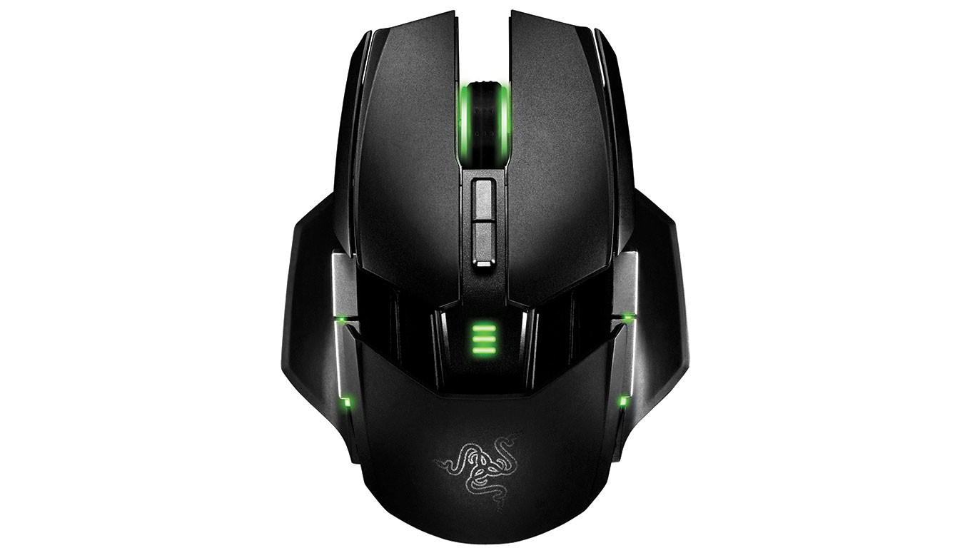 Herní myši Razer Ouroboros (RZ01-00770100-R3G1)