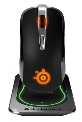 Herní myši SteelSeries Sensei Wireless Gaming Mouse (62250)