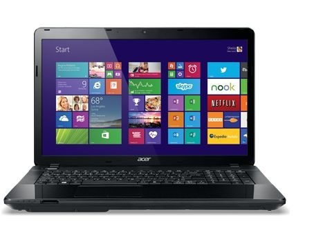 Herní notebook Acer Aspire E1-772G (NX.MHLEC.002)