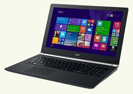 Herní notebook Acer Aspire V15 Nitro NX.MQLEC.004