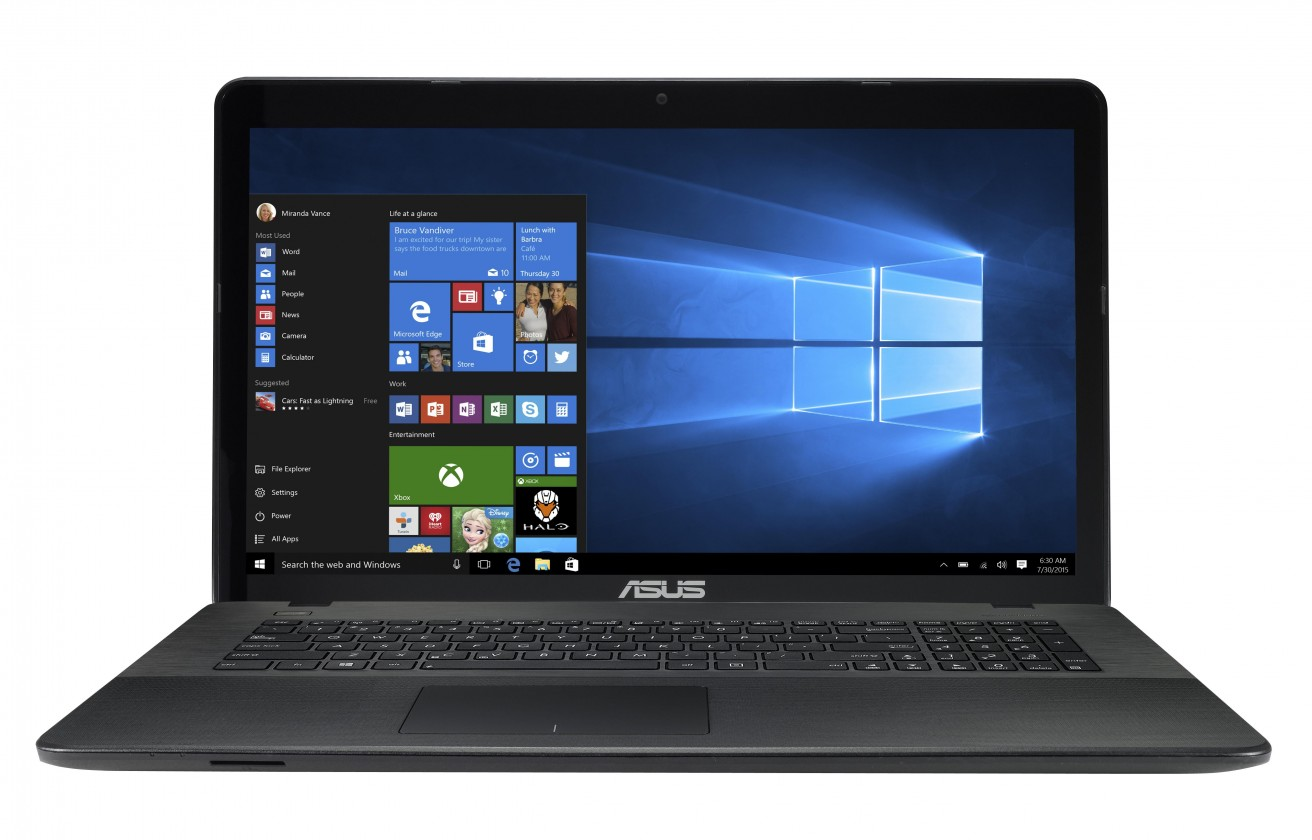 Herní notebook Asus F751LB-T4172T