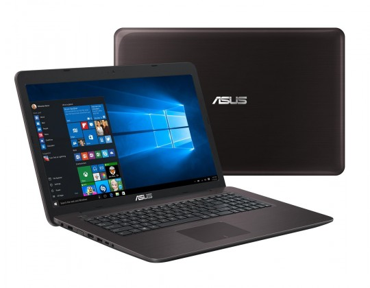 Herní notebook Asus F756UB-T4024T
