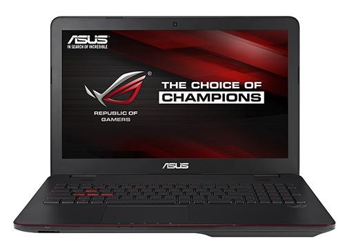 Herní notebook Asus G551VW-FW170T