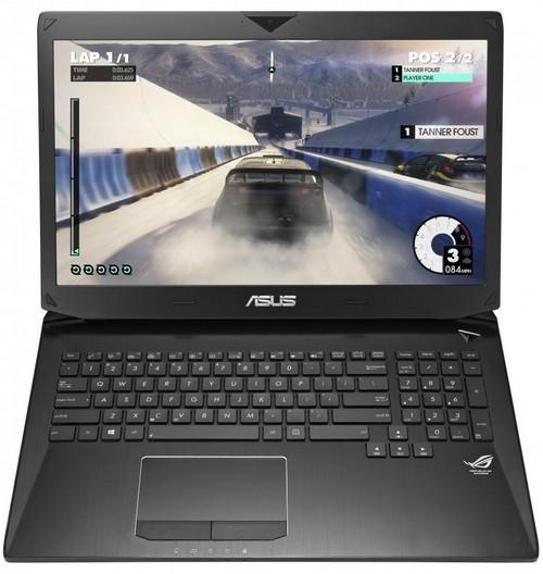 Herní notebook Asus G750JS-T4070H