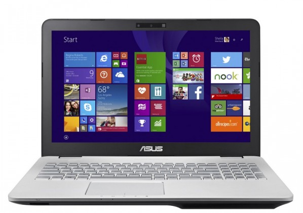 Herní notebook Asus N551ZU-CN007H