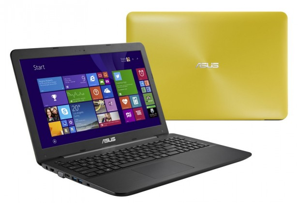 Herní notebook Asus X555LN-XX415H
