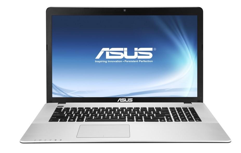Herní notebook Asus X750JN-TY035