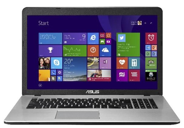 Herní notebook Asus X751LN-TY009H
