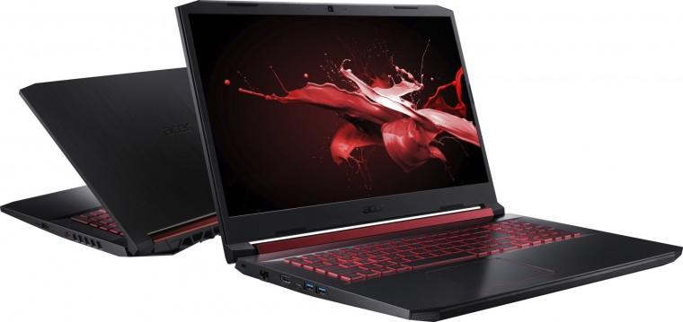 """Herní notebook Herní notebook Acer Nitro 5 (AN517-51-553L) 17"""" i5 16GB, SSD 1TB"""
