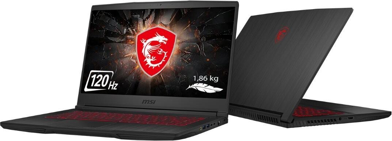 """Herní notebook Herní notebook GF65 Thin 9SEXR-228CZ 15,6"""" i5 8GB, SSD 512GB, 6GB"""
