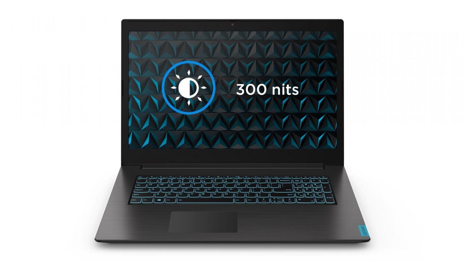 """Herní notebook Herní notebook Lenovo L340 17"""" i5 16GB, SSD 1T, 4GB, 81LL000QCK"""