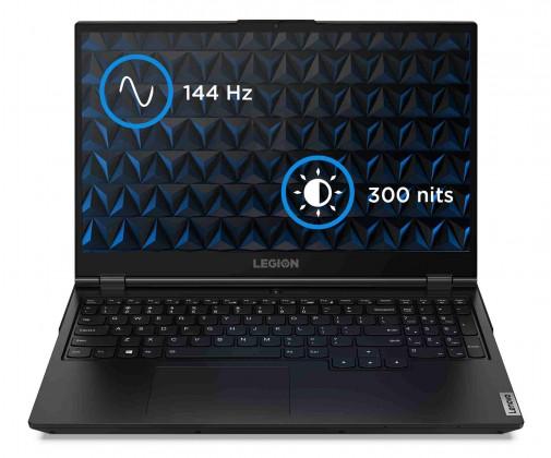 Herní notebook Herní notebook Lenovo Legion 5 15IMH-05H i5 8GB, SSD 512GB, 6GB