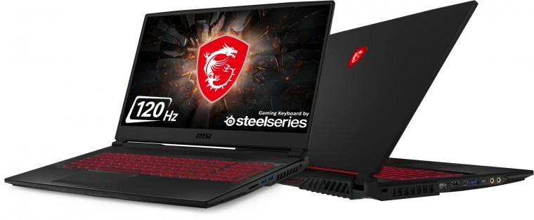 Herní notebook Herní notebook MSI GL75 Leopard 10SDR-205CZ i7 16GB, SSD 256GB