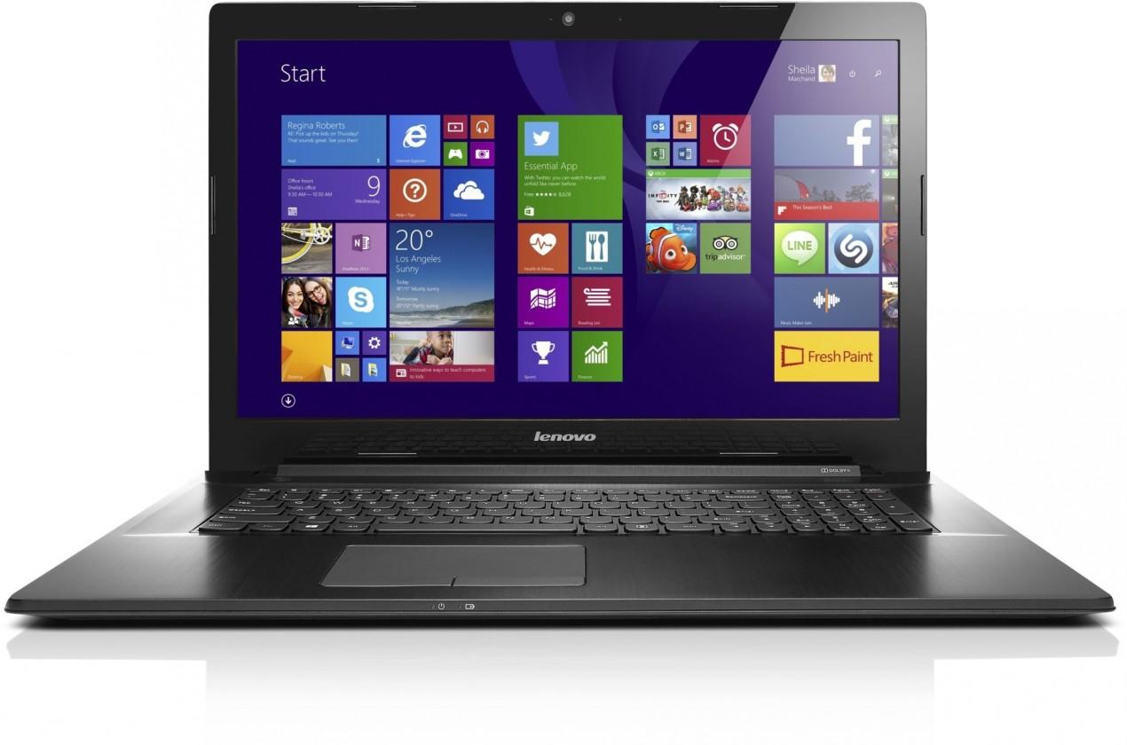 Herní notebook Lenovo G70 80HW000NCK