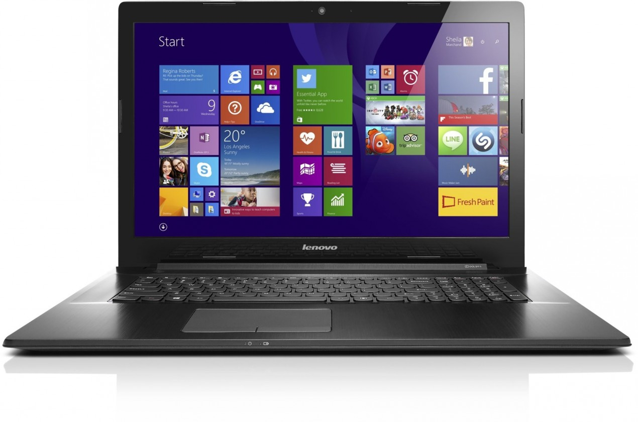 Herní notebook Lenovo G70 80HW000PCK