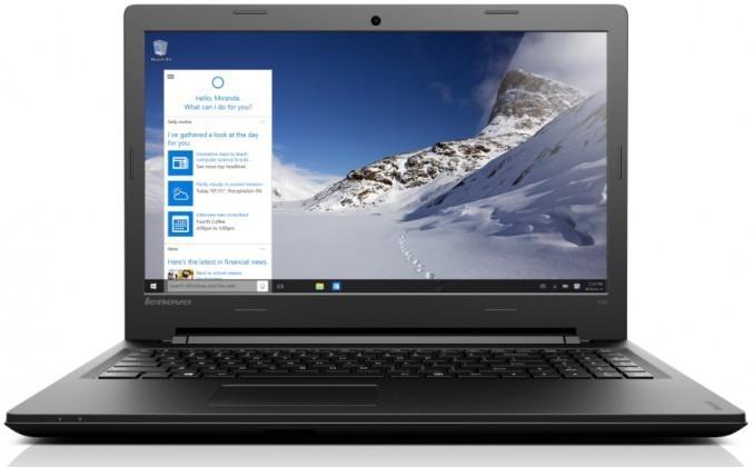 Herní notebook Lenovo IdeaPad 100 80QQ00ALCK