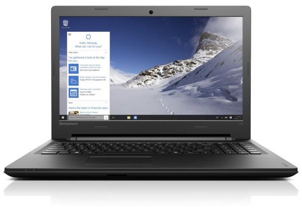 Herní notebook Lenovo IdeaPad 100 80QQ00GACK