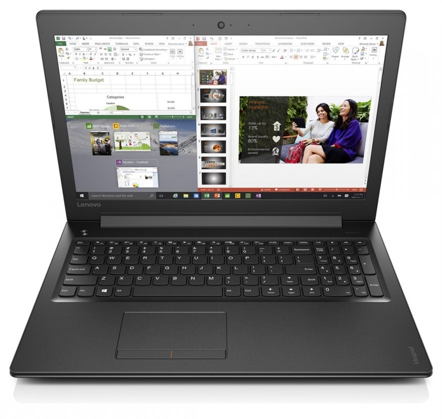 Herní notebook Lenovo IdeaPad 310 80TV01EUCK