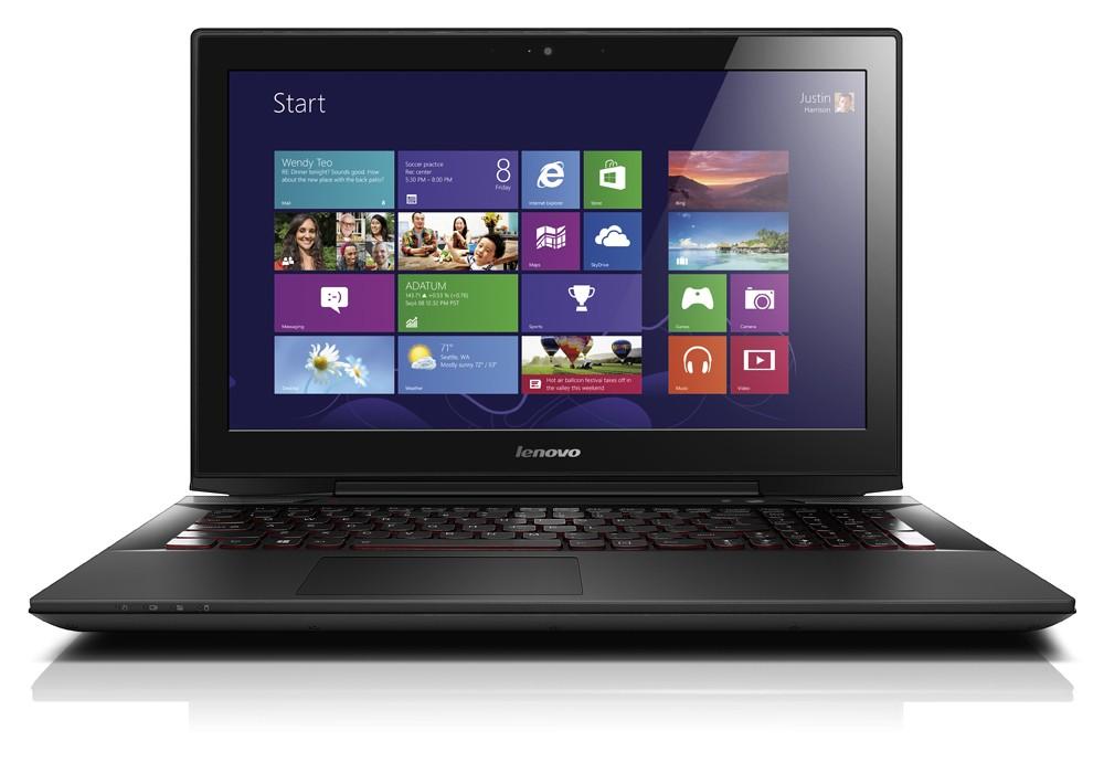 Herní notebook Lenovo IdeaPad Y50 59-444763