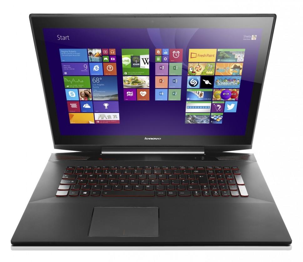 Herní notebook Lenovo IdeaPad Y70 80DU00G4CK ROZBALENO