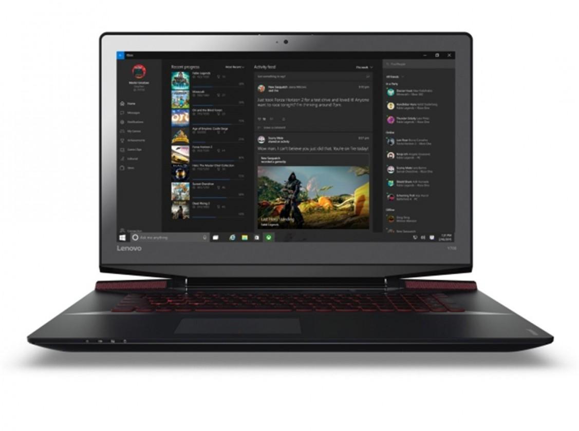 Herní notebook Lenovo IdeaPad Y700 80Q00079CK