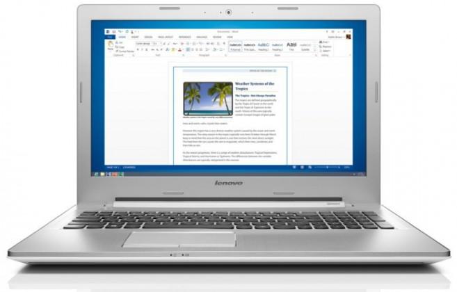 Herní notebook Lenovo IdeaPad Z50 80EC00MKCK