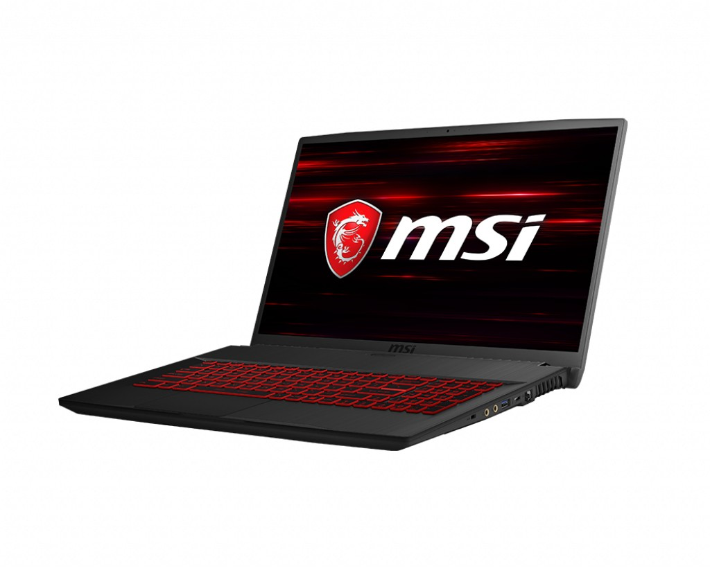 "Herní notebook MSI 17,3"" i7 16GB, SSD+HDD, GF75 Thin 8RD-018CZ"